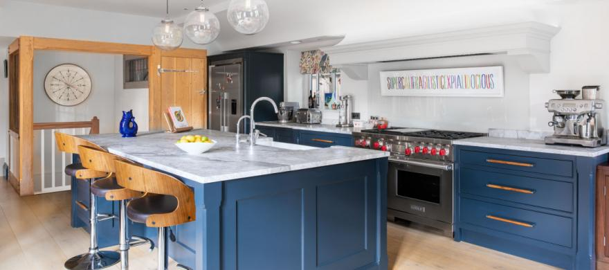 custom kitchens uk